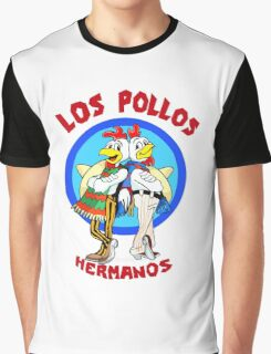Los Pollos Hermanos or The Chiken Graphic T-Shirt