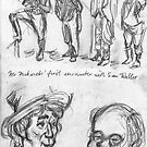 Dickens studies by andrea v