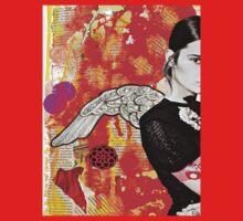 Portrait of A Spanish Angel - Tee by Vikki-Rae Burns