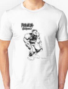 Franken Fuhrer (Black Outline) T-Shirt