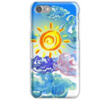 Suny day iPhone Case/Skin