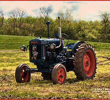 Fordson major E27N  by Mike-G