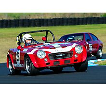 Jason Lea No.28 | Historic Sports Racing | 2012 Photographic Print