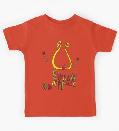 The Neckless of All Apples Kids Tee