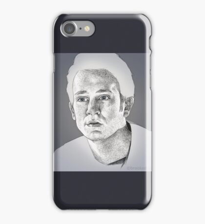 Normal Again - Andrew Wells - BtVS S6E17 iPhone Case/Skin