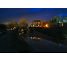 Lime Kiln Bridge Photographic Print
