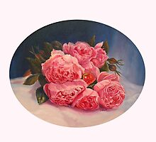 Forever roses by Beatrice Cloake