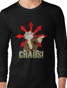 Chaos Monkey New Long Sleeve T-Shirt