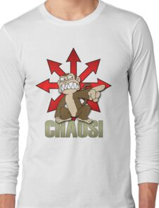 Chaos Monkey New Long Sleeve T-Shirt