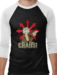 Chaos Monkey New Men's Baseball ¾ T-Shirt
