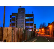 Waterloo Street, Kidderminster Photographic Print