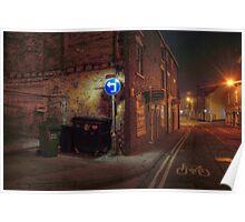 Worcester Street, Kidderminster Poster