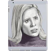 Entropy - Anya Jenkins - BtVS S6E18 iPad Case/Skin