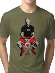 Floyd Mayweather Jr Tri-blend T-Shirt