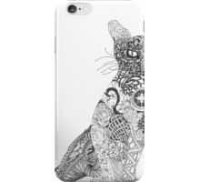 Not leaning iPhone Case/Skin