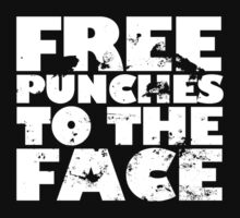 Free punches to the face by digerati