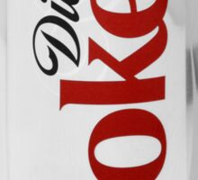 Diet Coke Sticker
