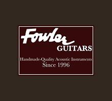 Fowler Guitars Unisex T-Shirt