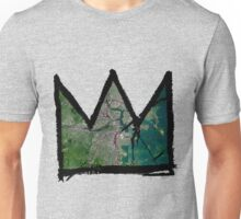 "Basquiat ""King of Boston"" Unisex T-Shirt"
