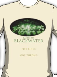 Game of Thrones - Battle of Blackwater T-Shirt