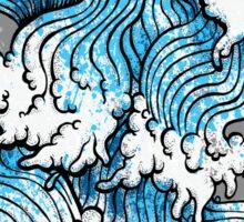 Seven Seas Sticker