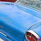 Classic Oldsmobile 1957 by chuckbruton