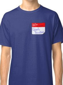 Fight Club Mixer Classic T-Shirt