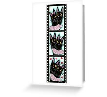 Ballet of Love Greeting Card