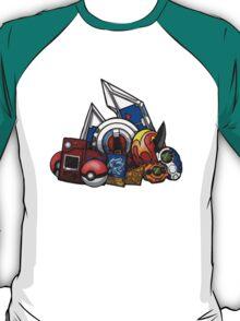 Anime Stuff T-Shirt