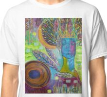 Angles Have Wings Because They Are Not Afraid To Fly Classic T-Shirt