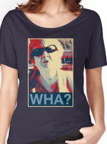 MS. ILENE - WHA? Women's Relaxed Fit T-Shirt