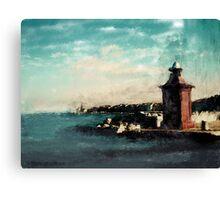Port of Piran Canvas Print