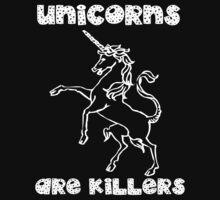 Unicorns Are Evil by babydollchic