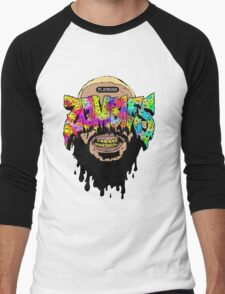 Flatbush Zombies Men's Baseball ¾ T-Shirt