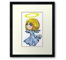 Becky Chibi Framed Print