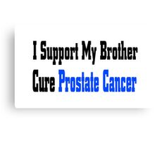 Prostate Cancer Canvas Print