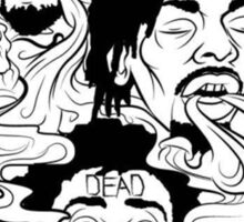 Flatbush Zombies - Better Off Dead Sticker