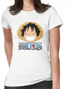 Monkey D Luffy New Womens Fitted T-Shirt