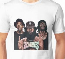 Flatbush Zombies Art Unisex T-Shirt