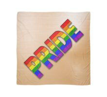Rainbow PRIDE - Orange Scarf