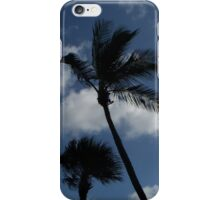 Palms in the Breeze iPhone Case/Skin