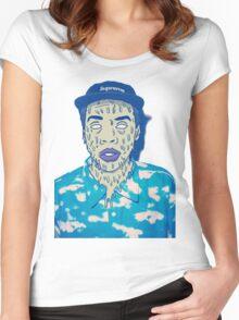 Earl Sweatshirt Women's Fitted Scoop T-Shirt