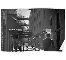 shad thames Poster