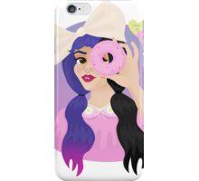 Melanie  iPhone Case/Skin