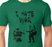 I Hate War Banksy Unisex T-Shirt