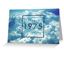 the 1975 sky Greeting Card