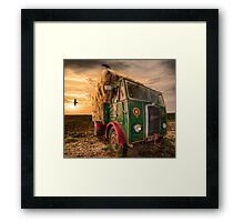 Summers Harvest Framed Print