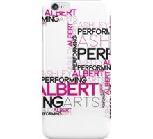 AAPA - Variation 4 iPhone Case/Skin