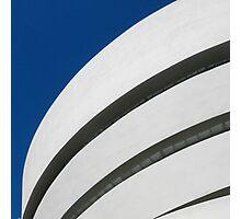 Guggenheim Museum Lines Photographic Print