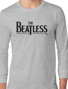 From The Wrong Side of Abbey Road (Black) Long Sleeve T-Shirt